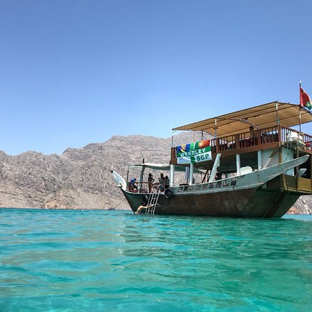Foto de Khasab Musandam Dhow Cruise & Camping