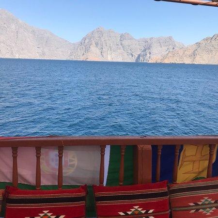 Khasab Musandam Dhow Cruise & Camping-bild