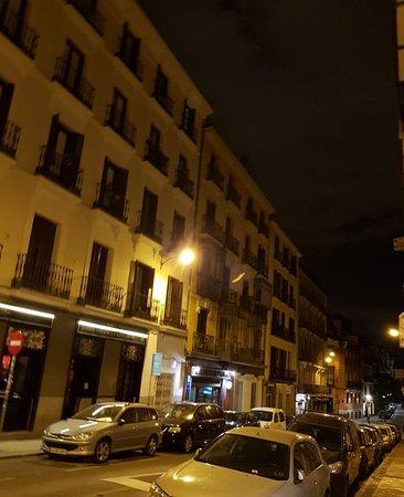 Gay Madrid & the Chueca District: Autores Cafe in Chueca neighbourhood