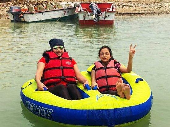 Tehri Adventure : Bumper Ride