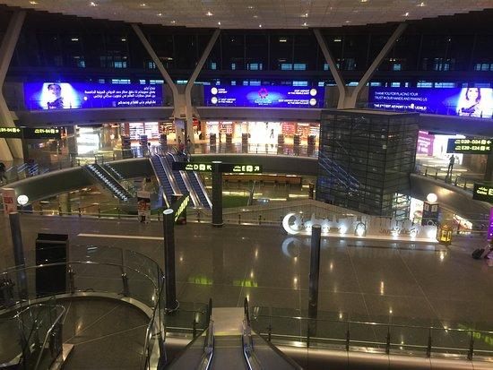 卡塔尔航空照片