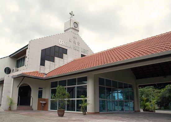 Holy Light Presbyterian Church: GEREJA HOLY LIGHT 1886