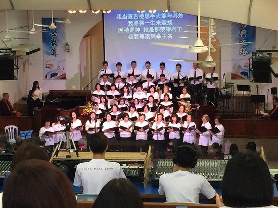 Holy Light Presbyterian Church: Choir