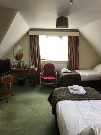 Barrington Lodge: Triple room