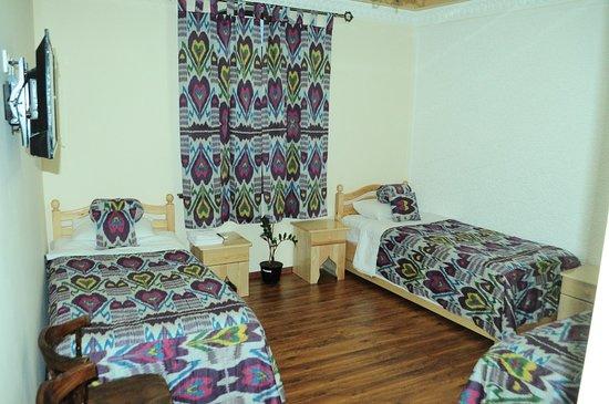 Mutara Hotel : Mutara