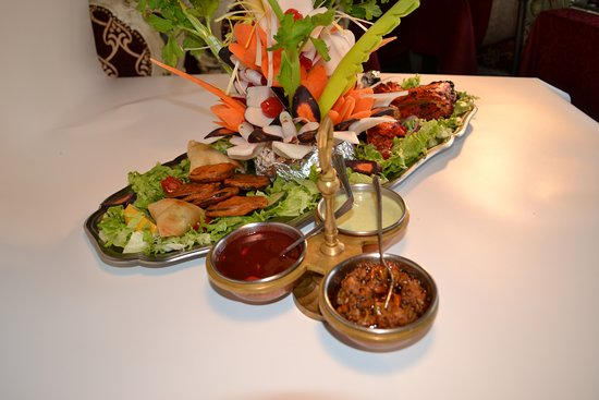Restaurant Baber: Plat