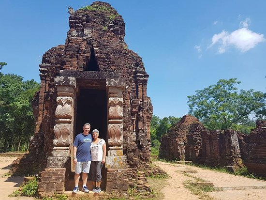Andy Hoi An Online Tours: My son Private Tour
