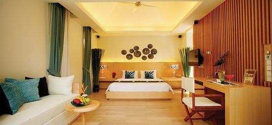 เฉวง รีเจนท์ บีช รีสอร์ท: Spa Villa Suite