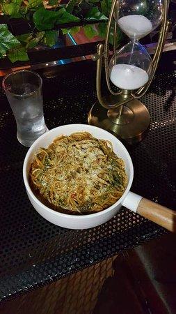 Momentz Music Restaurant: Seafood Marinara Pasta