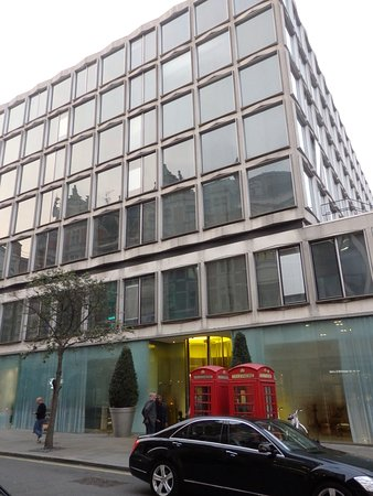 St Martins Lane London Hotel Photo