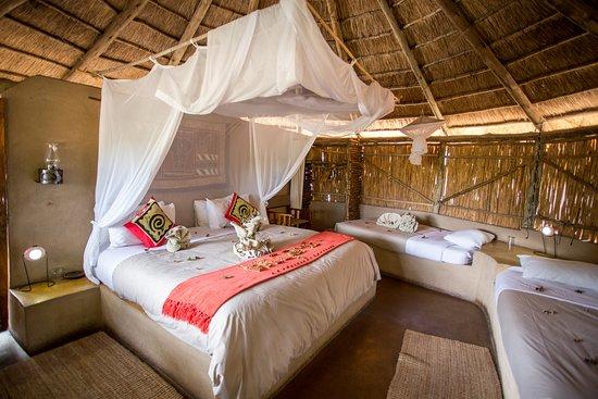 Timbavati Private Nature Reserve, Sydafrika: Umlani family room