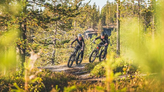 ‪Roll Outdoors - Mountain Biking‬