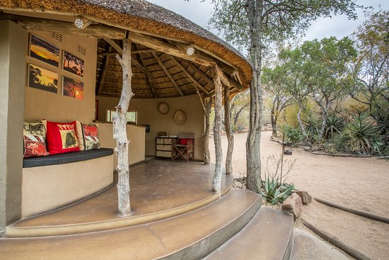 Timbavati Private Nature Reserve, Sydafrika: Umlani reception area
