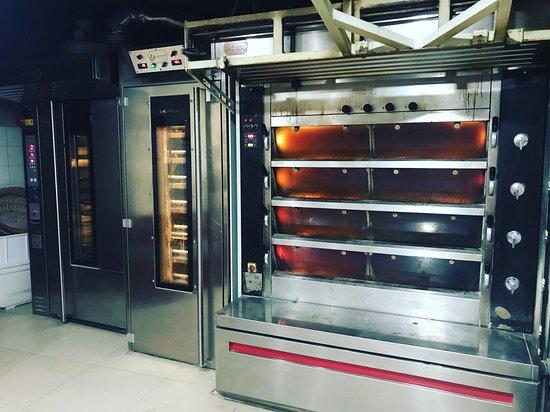 Fournos Kontaxaki:  baking ovens..