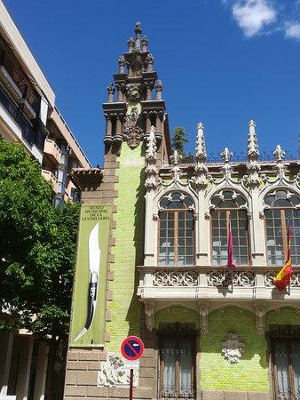 Museo Municipal de la Cuchillería: fachada