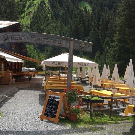 Klosters Platz, Suíça: Grüenbödeli-Grill