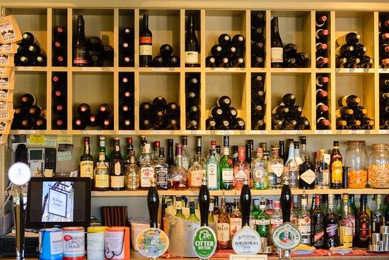 Charlton Horethorne, UK: Bar
