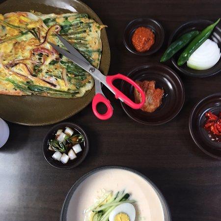 Gyeongju Original Bean Soup