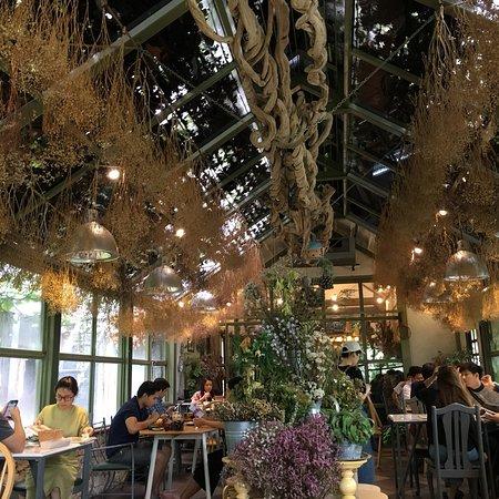Bangsaen, Thailand: ร้านน่ารักมากค่ะ