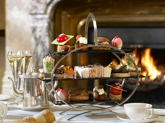 The Killarney Park Hotel: Afternoon Tea in the Drawing Room