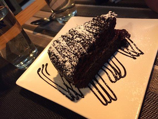 La Bistroteca : Tarta de chocolate