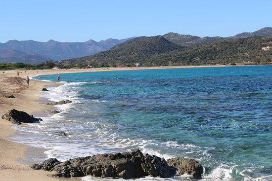 Plage de Lozari: La plage est vraiment jolie