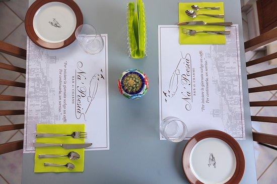 Na' Poesia B&B di Charme : Sala colazione