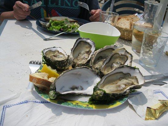 Bar à  huîtres billeau: My Oysters