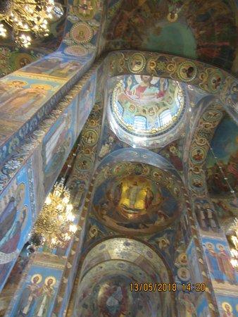 基督复活教堂照片