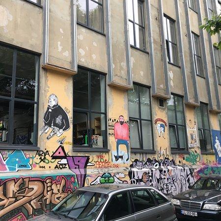 Fabrika Hostel & Suites Photo