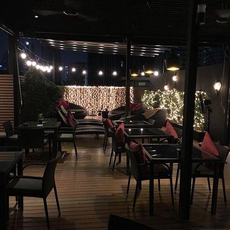曼谷素坤逸U酒店照片