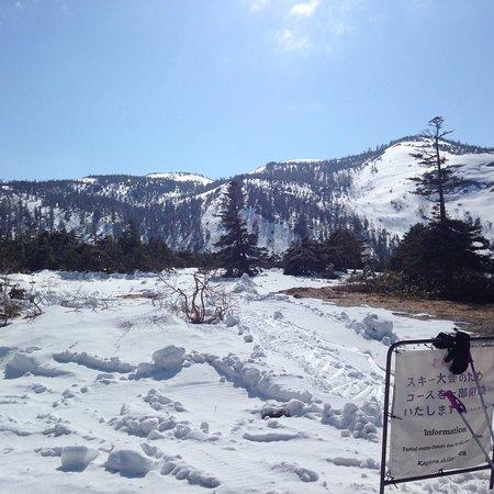 GWにスキー