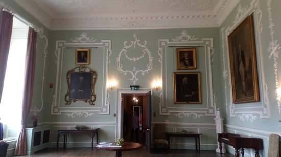 Hartlebury, UK: One of many rooms