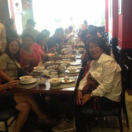 Foto de Hanoi Food Restaurant