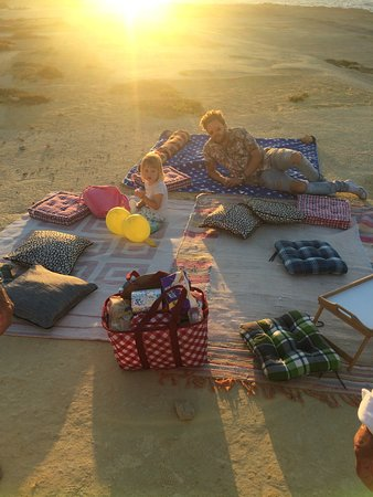 Gozo Picnic: Sunset Picnic is an amazing experience