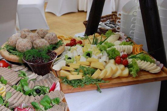 Restauracja Vestina : Nasze swojskie przysmaki