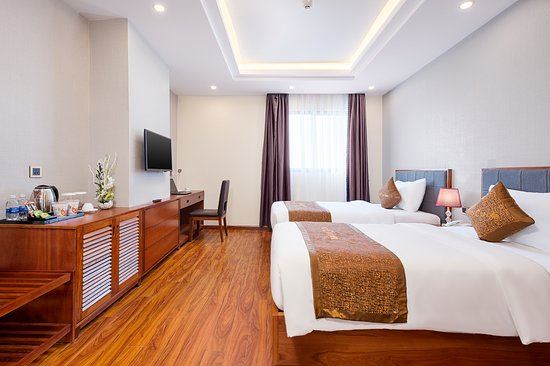 Mercury Boutique Hotel Danang : Suite Twin