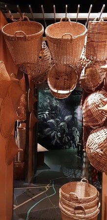 พิพิธภัณฑ์แห่งชาติสิงคโปร์: Part of the exhibits