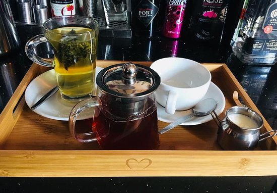 Shelly's Bistro: Some of our teas..