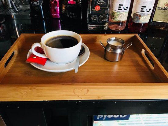 Shelly's Bistro: Coffee