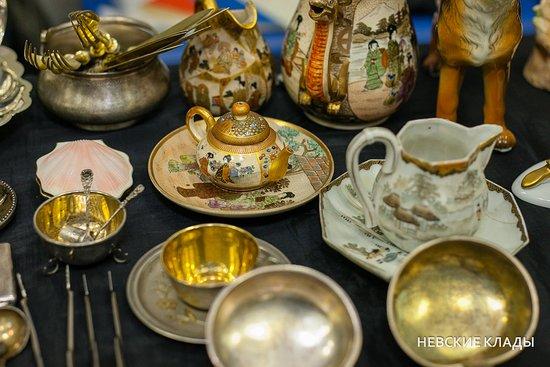 "Collectors Fair ""Nevsky Klady"""