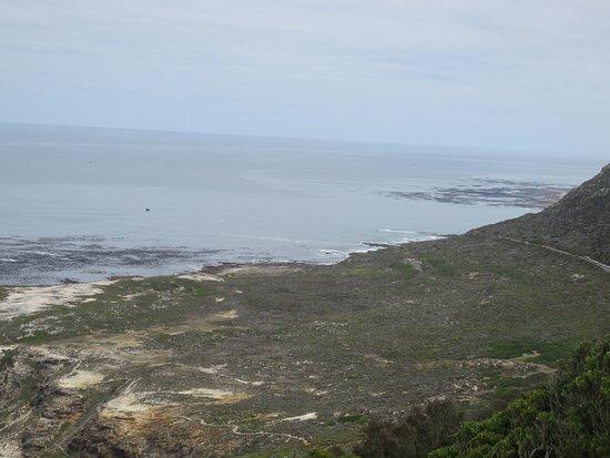 Cape Point Nature Reserve: Cape Point view