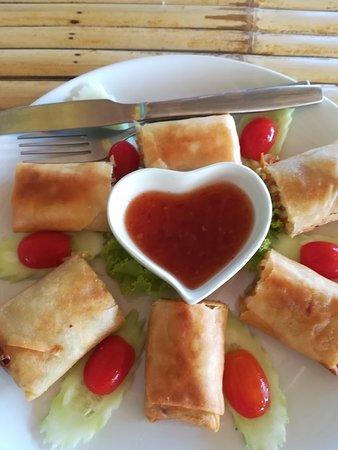 Malina's Kitchen: Excelente sitio, 100 %recomendable