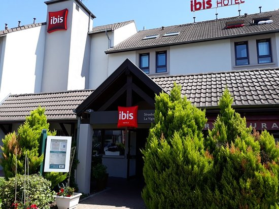 ibis strasbourg sud la vigie hotel voir les tarifs 153. Black Bedroom Furniture Sets. Home Design Ideas