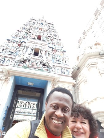 马里安曼印度庙照片