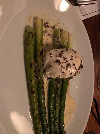 The Restaurant Bar & Grill: Forrett