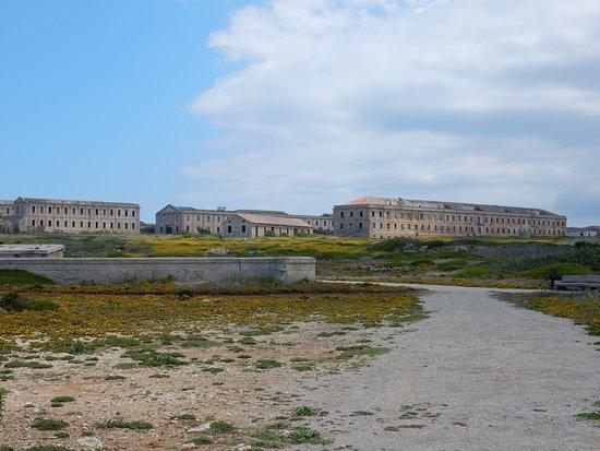 Fortaleza De Isabel II: Atmospheric Military Buildings