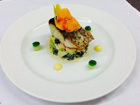 The Zest Restaurant: Food at The Gailes