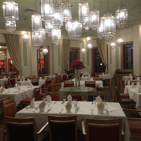Hotel Les Jardins de l'Agdal: Dommage que nous sommes tombés en plein ramadan merci à tous