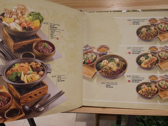 Simple Life Healthy Vegetarian Restaurant Sunway Velocity Mall Image